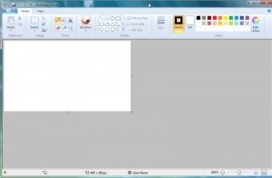 Windows 7 Paint